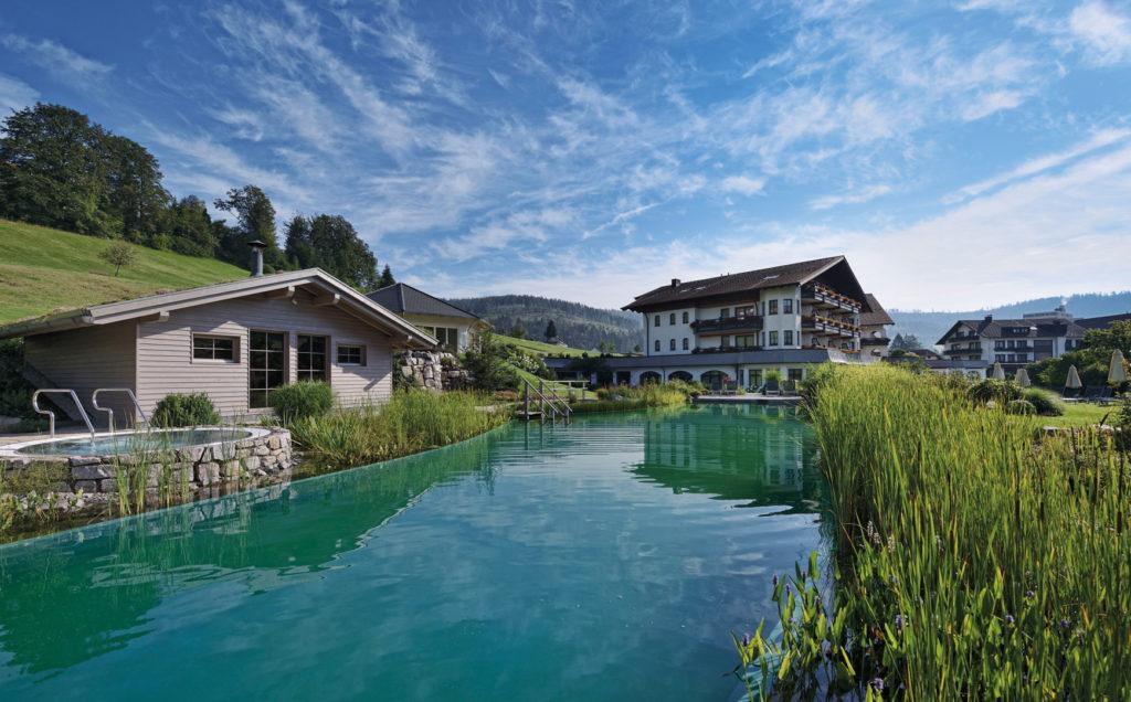 Urlaub mit Genusswandern in Österreich, z.B. im Hotel Engel Obertal