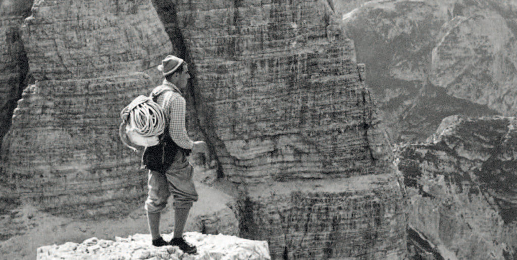 Wandern, Kraxeln, Klettern - ein Gegenpol zum Alltag