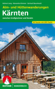 Rother Wanderbuch »Alm- und Hüttenwanderungen Kärnten«