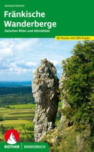 Buchtipp Rother Wanderbuch  Fränkische Wanderberge