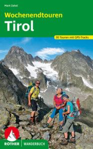 Wochenendtouren in Tirol - 30 Touren mit GPS-Tracks