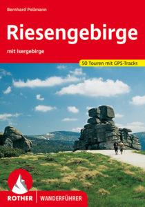 Wandern im Riesengebirge, der Wanderführer vom Bergverlag Rother entführt ins Riesengebirge (tschechisch Krkonoše, polnisch Karkonosze) mit seinen Nationalparks und ins nahe Isergebirge